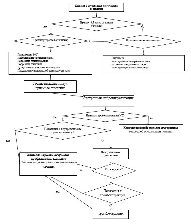 Рекомендации пациентам с инсультом - Инсульт